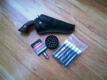 Zestaw minimalny na strzelnicę